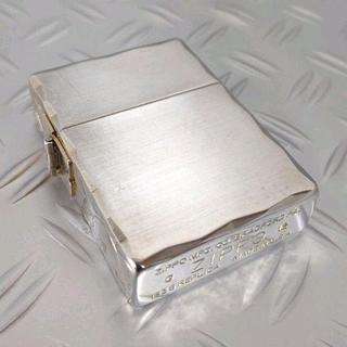 ZIPPO - ZIPPO 1935 レプリカ 5面加工 Silver Coating