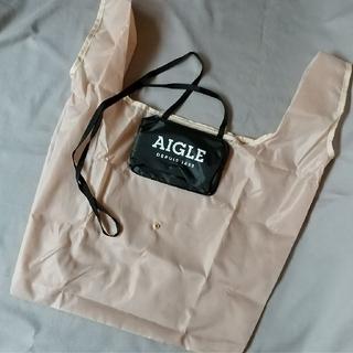 エーグル(AIGLE)のAIGLE 変身お買い物バッグ GLOW 付録(エコバッグ)