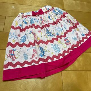 Shirley Temple - シャーリーテンプル お魚スカート 130