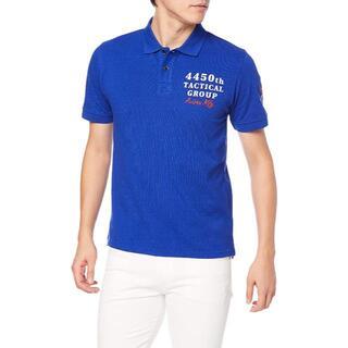 アヴィレックス(AVIREX)の[アヴィレックス] ポロシャツ EMBROIDERED POLO SHIRT(ポロシャツ)