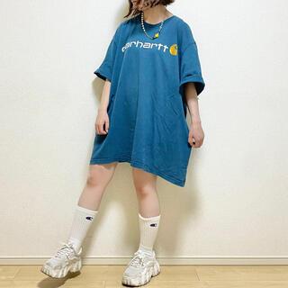 カーハート(carhartt)のカーハートTシャツ(Tシャツ/カットソー(半袖/袖なし))