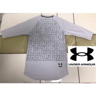 UNDER ARMOUR - 【新品】アンダーアーマー《大幅値引》定価12,100円 シャツ