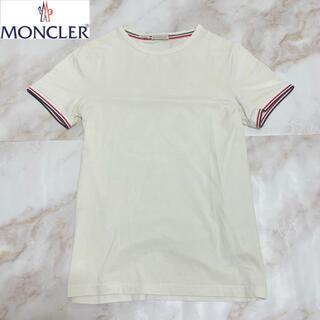 モンクレール(MONCLER)のMONCLER モンクレール ワッペンロゴ Tシャツ(Tシャツ/カットソー(半袖/袖なし))