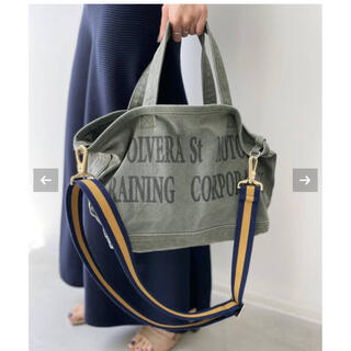 アパルトモンドゥーズィエムクラス(L'Appartement DEUXIEME CLASSE)の新品  L'Appartement Graphic Tote Bag(トートバッグ)