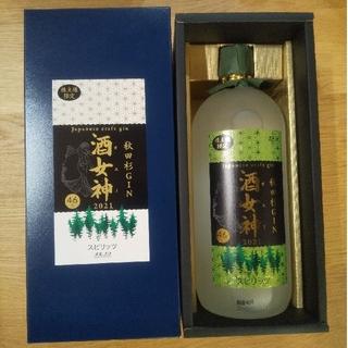 コー様専用 オエノン 秋田杉GIN(ジン)酒女神 20212本 ラクマパック(その他)