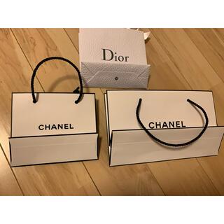 シャネル(CHANEL)のCHANEL  Dior ショップ袋(ショップ袋)