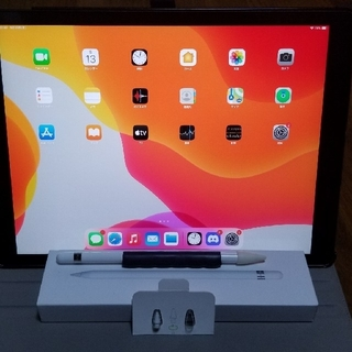 iPad - iPad pro 第二世代12.9 + Apple Pencil他セット 値下可