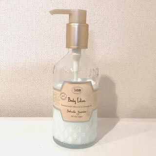 サボン(SABON)のSABON ボディローション デリケートジャスミン(ボディローション/ミルク)