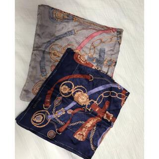 トラサルディ(Trussardi)の大判ハンカチ スカーフ(バンダナ/スカーフ)