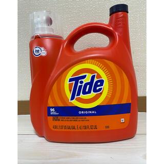ピーアンドジー(P&G)のtide オリジナル 4.08L(洗剤/柔軟剤)