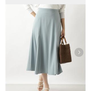 NATURAL BEAUTY BASIC - NATURAL BEAUTY BASIC 新品未使用タグ付き スカート