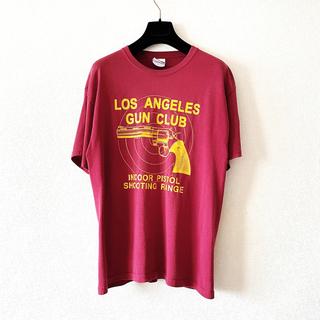 Balenciaga - LAGC '90s Member's Only Vintage T-Shirt