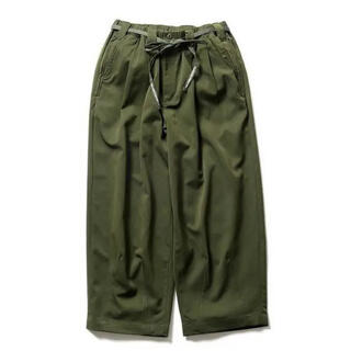 Supreme - tightbooth baggy slacks バギー スラックス