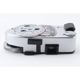 ライカ(LEICA)の【美品】ライカ Leica MR メーター クローム  《希少なケース付き》(フィルムカメラ)