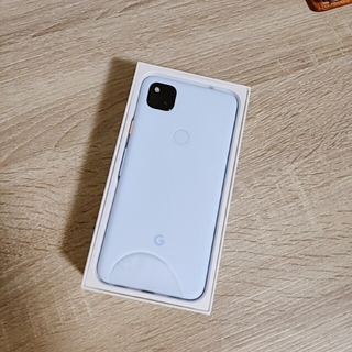 Google - SIMフリー Google Pixel 4a ブルー 4G