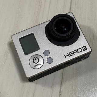 ゴープロ(GoPro)のGoPro hero 3 ブラックエディション(ビデオカメラ)