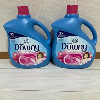 ピーアンドジー(P&G)のダウニー  3.83L エイプリルフレッシュの香り 2個セット(洗剤/柔軟剤)