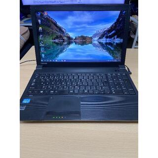 東芝 - ノートパソコンOffice SSD i5-3230m 8GBメモリー