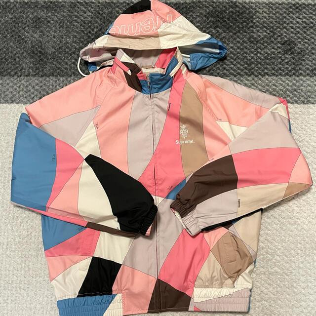 Supreme(シュプリーム)のSupreme Emilio Pucci Sport Jacket S【新品】 メンズのジャケット/アウター(ナイロンジャケット)の商品写真