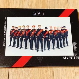 SEVENTEEN - SEVENTEEN 2018 JAPAN ARENA TOUR SVT DVD