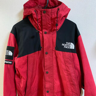 Supreme - 国内正規‼️10AW SUPREME×THE NORTH FACE Waxed