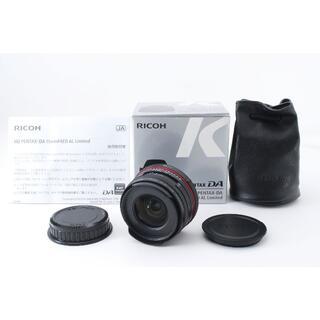 ペンタックス(PENTAX)の【美品】PENTAX DA HD 15mm F4 ED AL Limited(レンズ(単焦点))