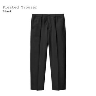 Supreme - Supreme 21SS Pleated Trouser Black 30 新品