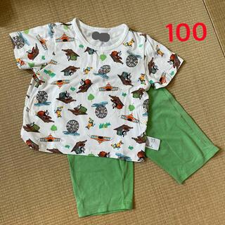 ユニクロ(UNIQLO)のUNIQLO トーマス パジャマ 100(パジャマ)