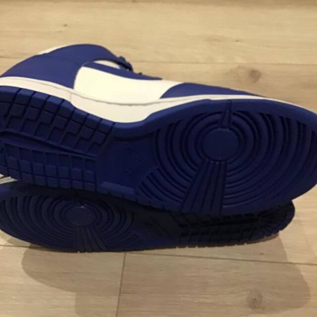 NIKE(ナイキ)の27cm NIKE DUNK HIGH RETRO GAME ROYAL メンズの靴/シューズ(スニーカー)の商品写真