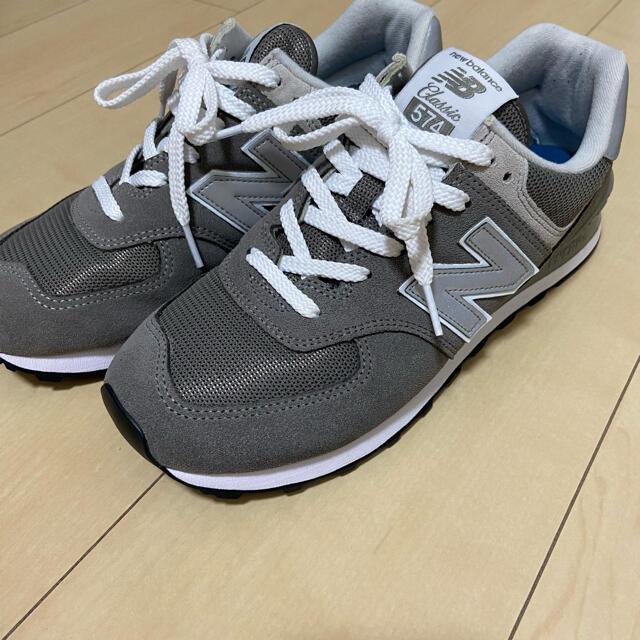 New Balance(ニューバランス)のゆー様専用【美品】ニューバランス574 26.5㎝ メンズの靴/シューズ(スニーカー)の商品写真