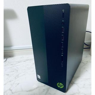 ヒューレットパッカード(HP)のHP デスクトップ ゲーミングパソコン(デスクトップ型PC)
