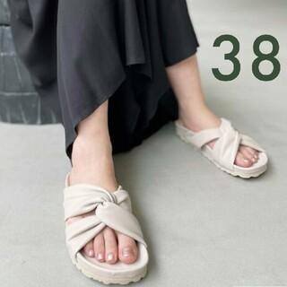 L'Appartement DEUXIEME CLASSE - 新品 【PLAKTON/プラクトン】 Comfort SANDAL サンダル