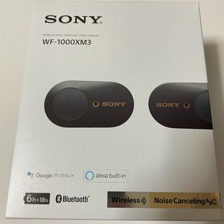 SONY - 【美品】WF-1000XM3