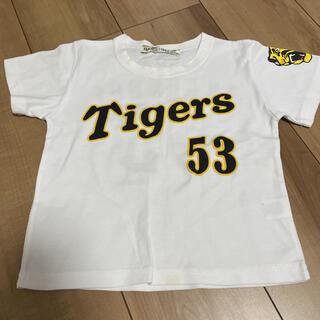 ハンシンタイガース(阪神タイガース)の阪神タイガースTシャツ(記念品/関連グッズ)