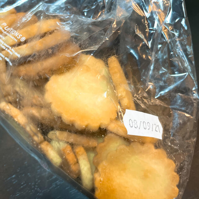 DEAN & DELUCA(ディーンアンドデルーカ)のポワラーヌ ピュニシオンクッキー 200g 2袋 食品/飲料/酒の食品(菓子/デザート)の商品写真