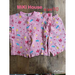 ミキハウス(mikihouse)のミキハウス パジャマ90(パジャマ)