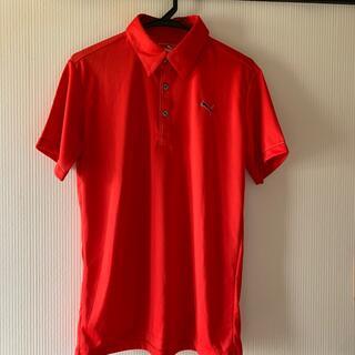 プーマ(PUMA)の美品★PUMA メンズ ポロシャツ(ポロシャツ)