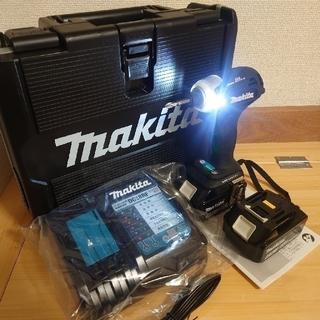 マキタ(Makita)のマキタ 18V 中古 インパクトドライバー TD172DRGX(工具/メンテナンス)
