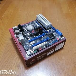 ASUS - ASUS ROG Maximus II GENE + C2E QX9650
