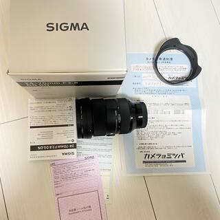 SIGMA - 【Eマウント】シグマ SIGMA 24-70mm F2.8 DG DN Art