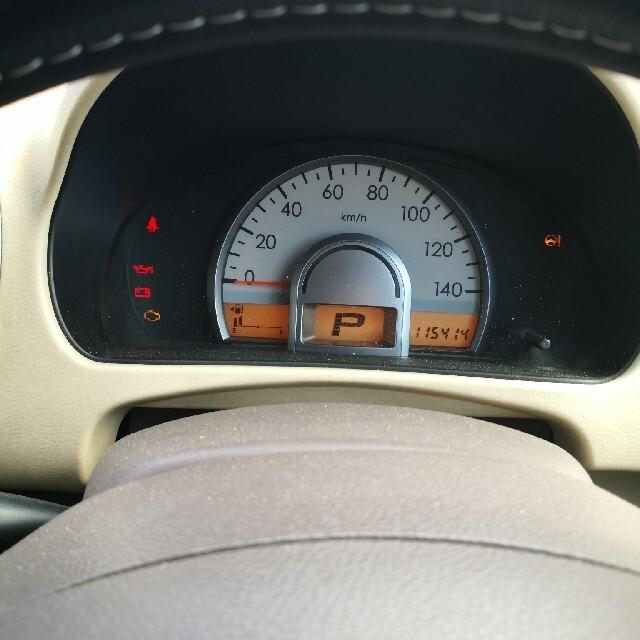 スズキ(スズキ)のMRワゴンターボ タイミングチェーン 車検長い 自動車/バイクの自動車(車体)の商品写真