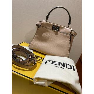 FENDI - FENDI ミニピーカブー