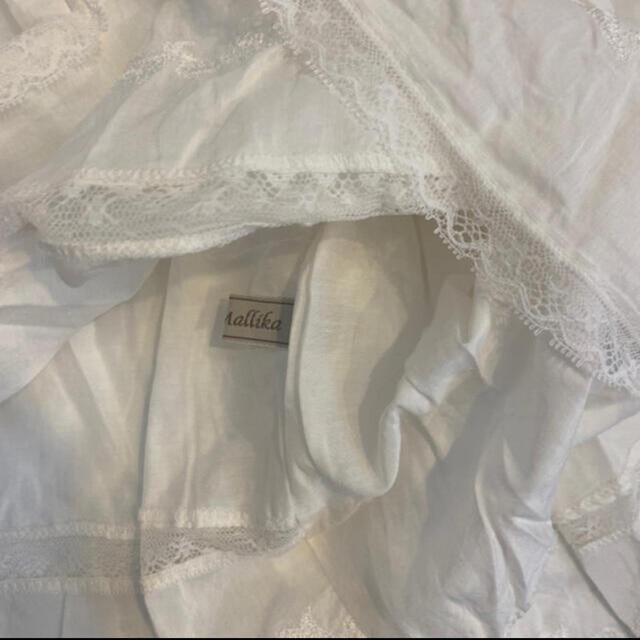 IENA SLOBE(イエナスローブ)のサラマリカ ポンチョブラウス💙 レディースのトップス(シャツ/ブラウス(長袖/七分))の商品写真