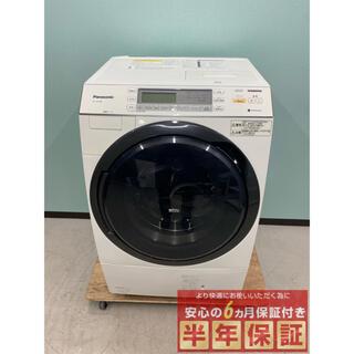 Panasonic - パナソニックドラム式洗濯機 2015年製 10.0kg/6.0kg 分解洗浄済