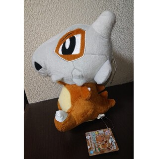 ポケモン - 非売品 ポケモン カラカラ ぬいぐるみ タグ付き