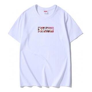 シュプリーム 半袖Tシャツ 02(Tシャツ(半袖/袖なし))