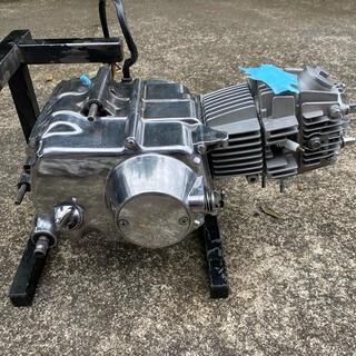 ホンダ(ホンダ)のCD50E 12vエンジン88cc クラッチ付き4速ロータリーミッション(パーツ)