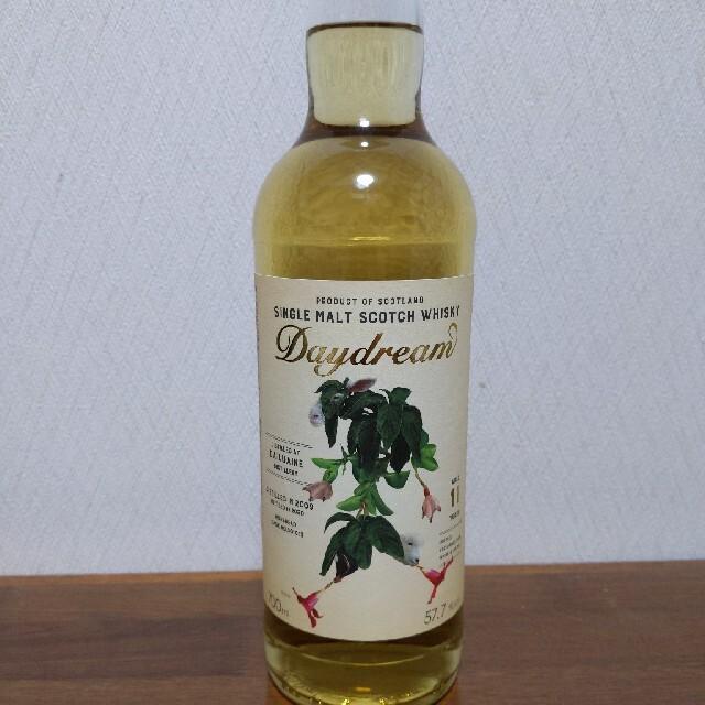 デイドリーム ダルユーイン 2009 11年 57.7% 700ml 食品/飲料/酒の酒(ウイスキー)の商品写真