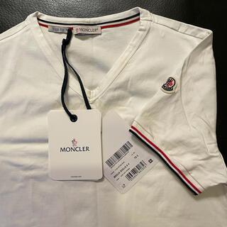 モンクレール(MONCLER)のモンクレールTシャツ S(Tシャツ/カットソー(半袖/袖なし))
