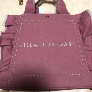 JILL by JILLSTUART - ジルバイ ジルスチュアート  トート ピンク